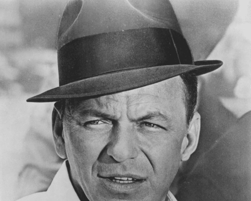 Sinatra with fedora